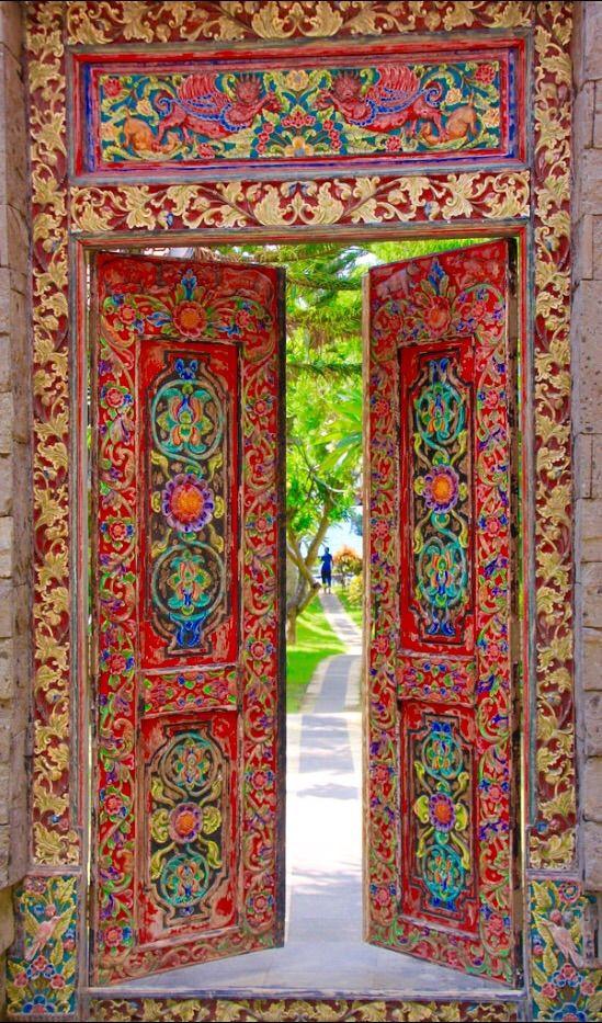 Las tres puertas de la sabiduría