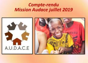 Mission Juillet 2019