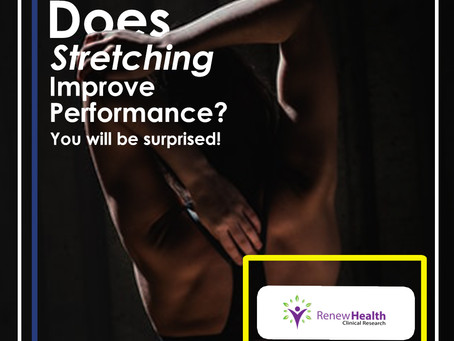 Does Stretching Improve Performance?