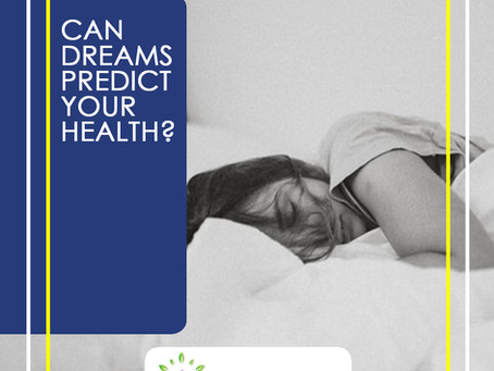 Research Find That Dreams Can Forecast Illness Years In Advance