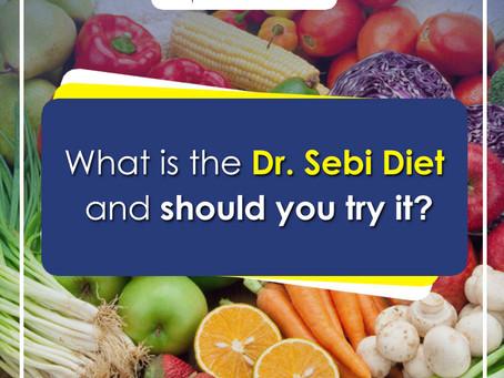 Dr. Sebi Diet: Benefits and Risk