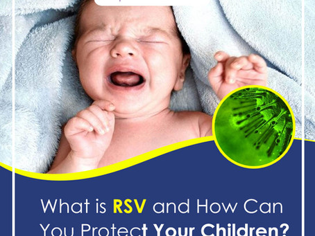 New Parents: How to Protect Your Children From RSV