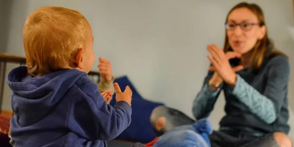 Atelier Signe avec bébé sur 4 séances