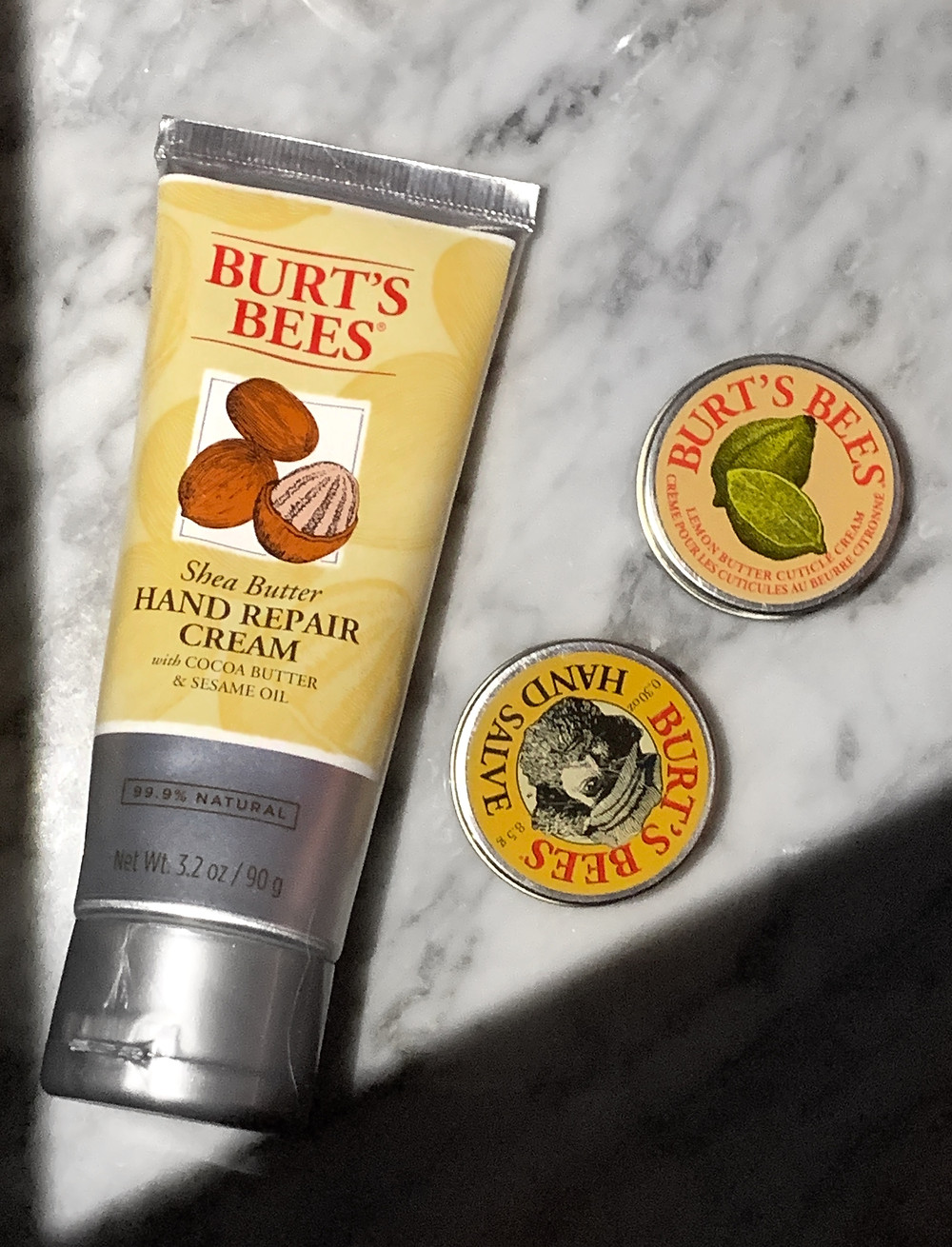 Golden Edition, The Beauty Edit Review, Burt's Bees, Hand Cream, Beauty Products for Winter, Dry Hands Relief