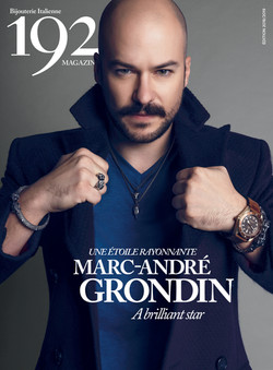 MARC-ANDRÉ GRONDIN for 192 Magazine
