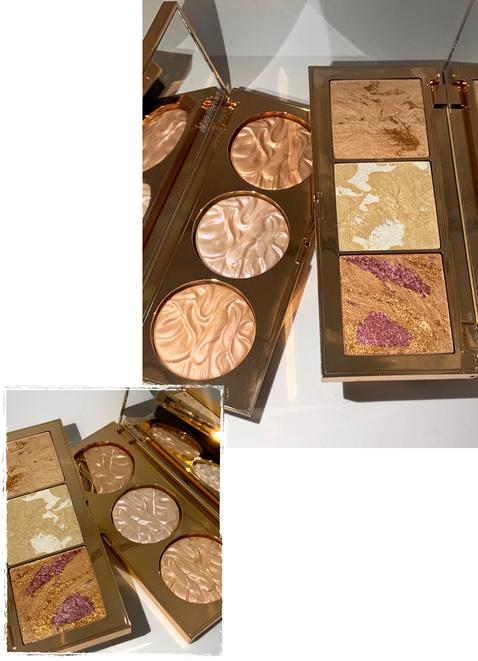 Golden Edition, The Beauty Edit Review, Laura Mercier, Highlighting Palette, Glowy Skin, Mayillah