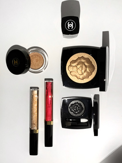 Golden Edition, The Beauty Edit Review, Chanel, Holiday Makeup, Beauty, Le Lion de Chanel