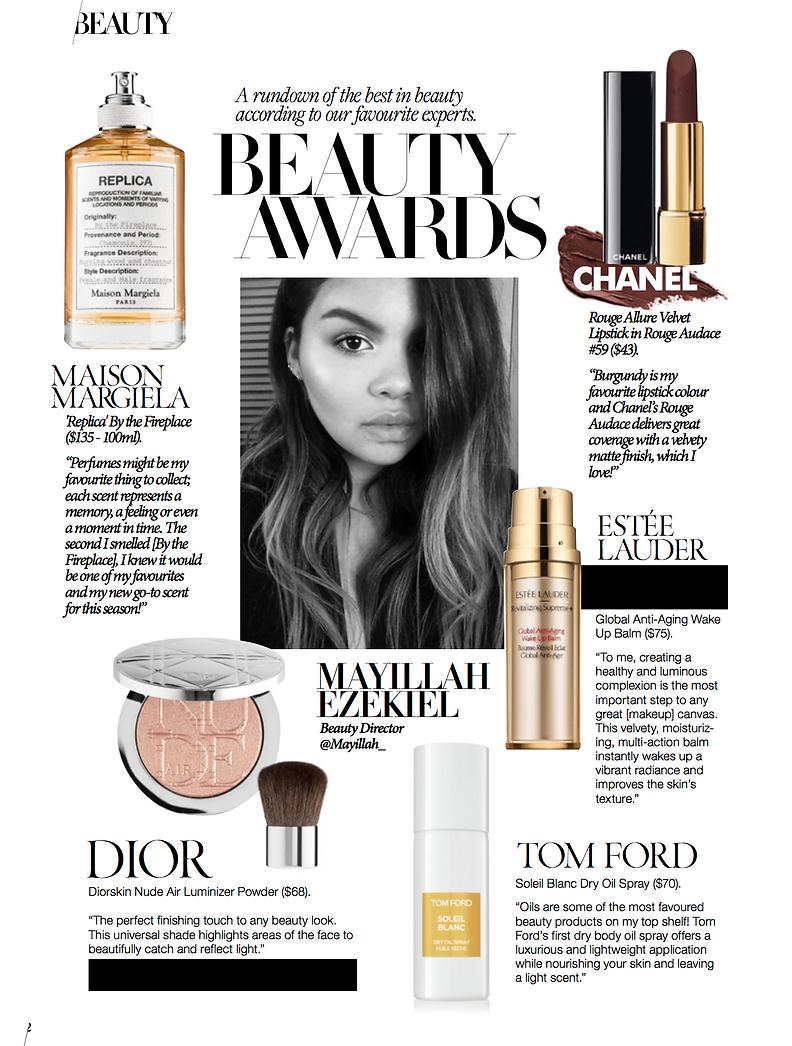 Mayillah, Beauty Expert, Makeup Artist, Beauty Editor