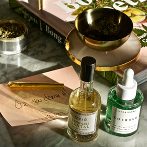 BEAUTY & CANNABIS: Benefits & Infused Products