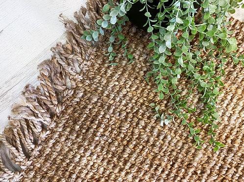 שטיח חבל פרנזים-גודל לבחירה