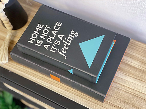 ספר אחסון-גודל לבחירה HOME