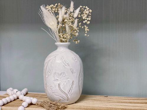FLOWER-B אגרטל פורצלן