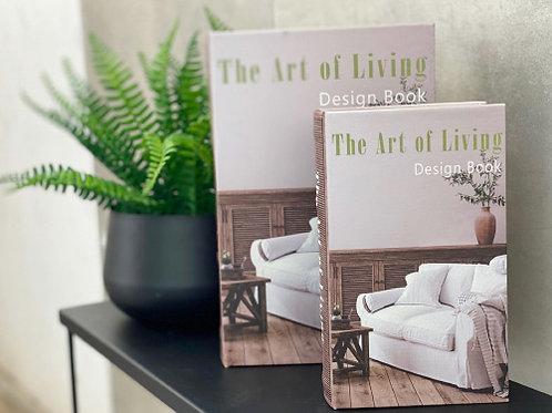ספר אחסון-גודל לבחירה LIVING