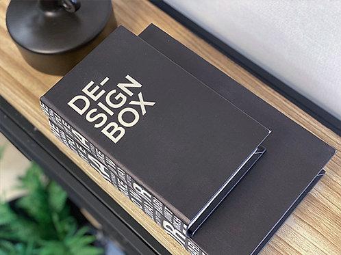 ספר אחסון-גודל לבחירה DESIGN BOX