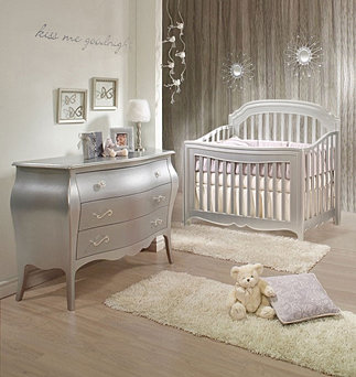 High End Baby Nursery Furniture For Less  Hilliard  Dressers Cribs