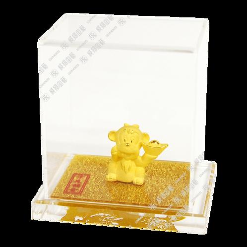 B0521-S01MY  元寶生肖猴