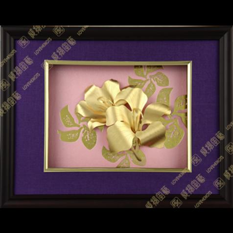 C0099 紫荊花(紫荊花水印)