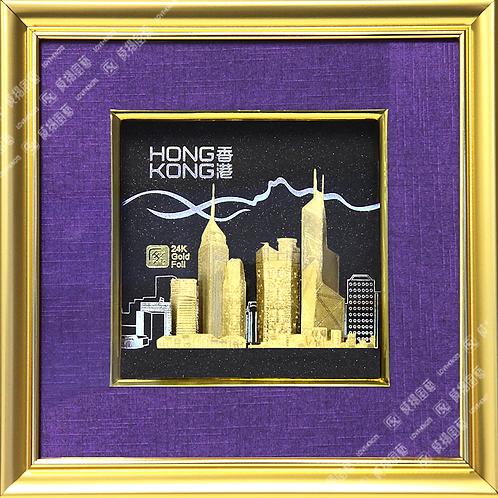 C0209 五彩薈萃耀香港
