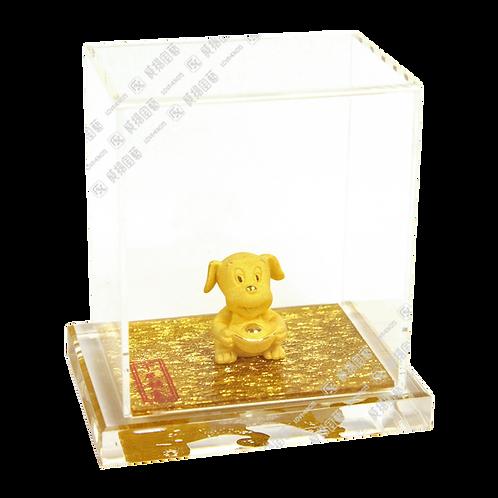 B0521-S01DG 元寶生肖狗