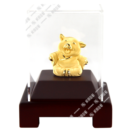 D0016-S03DPG 新十二生肖-豬