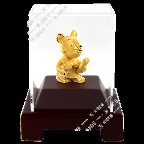 D0016-S03ME 新十二生肖-鼠