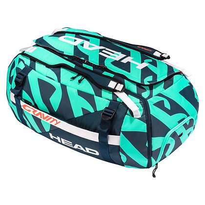 HEAD GRAVITY R-PET DUFFLE BAG