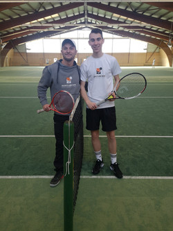 Spiel mit Moritz Kiem