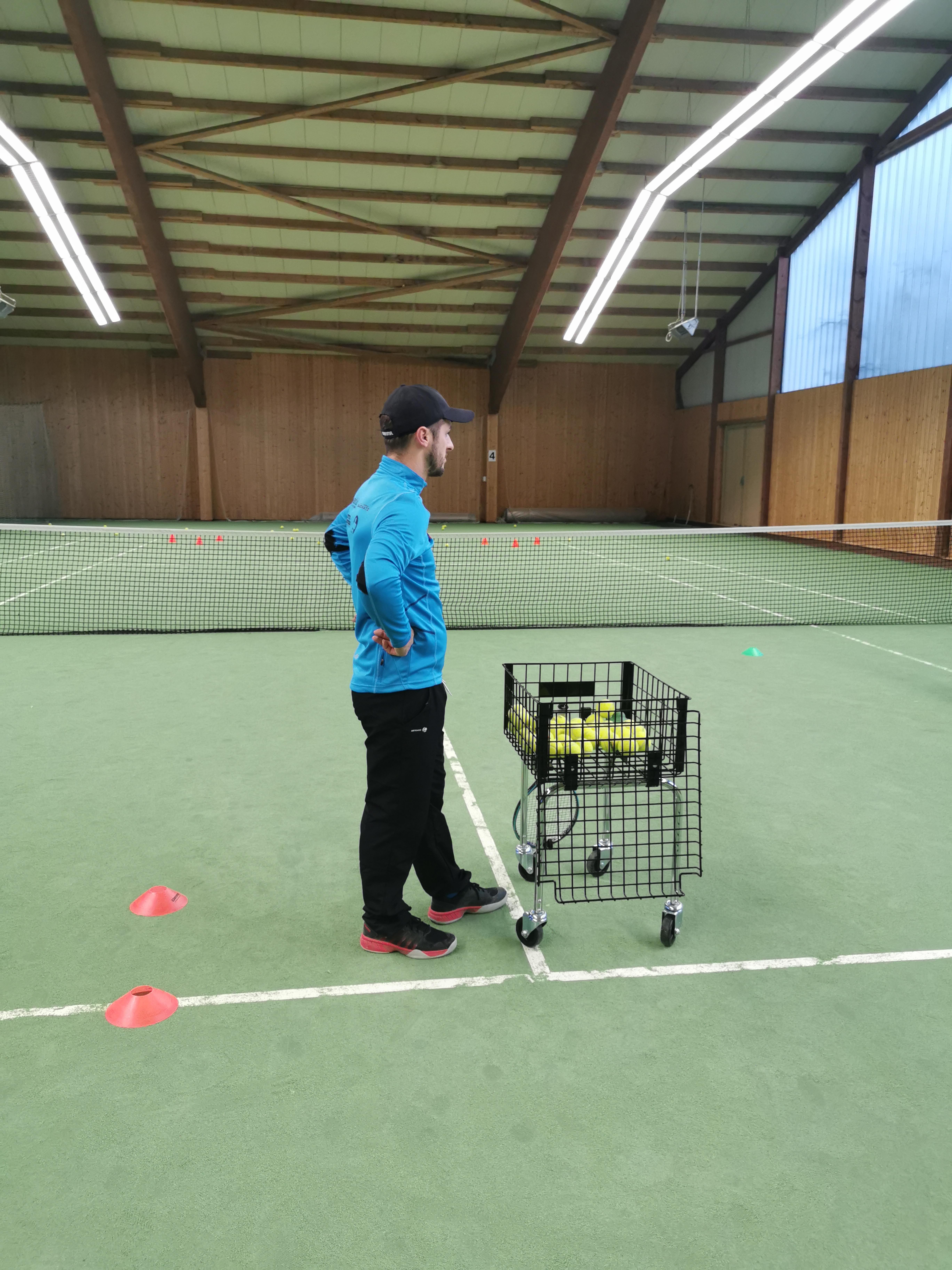 Training in Mengen