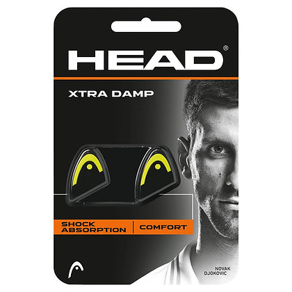 HEAD XTRA DAMP 2 PCS PACK