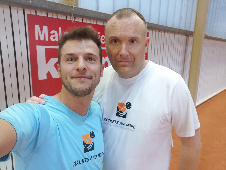 Spiel mit Alexander Schmidt