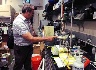 HCT Invited to Present WaterSOLV and Well-Klean at ASU School of Sustainable Engineering
