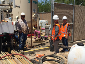 HCT Goes Geothermal, Artesian and ASR