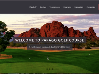 Never Before Seen Results from Papago Golf Course in Phoenix, AZ