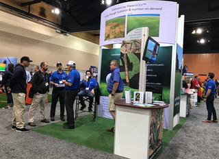 """WaterSOLV™ selected as one of """"New Trends and Technology in Sports Turf"""" at STMA"""