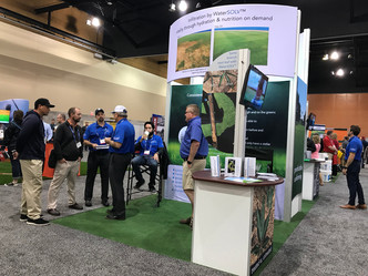 "WaterSOLV™ selected as one of ""New Trends and Technology in Sports Turf"" at STMA"