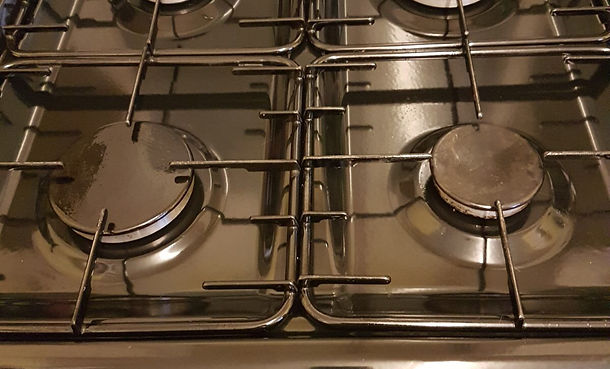 Over Cooker cleaning