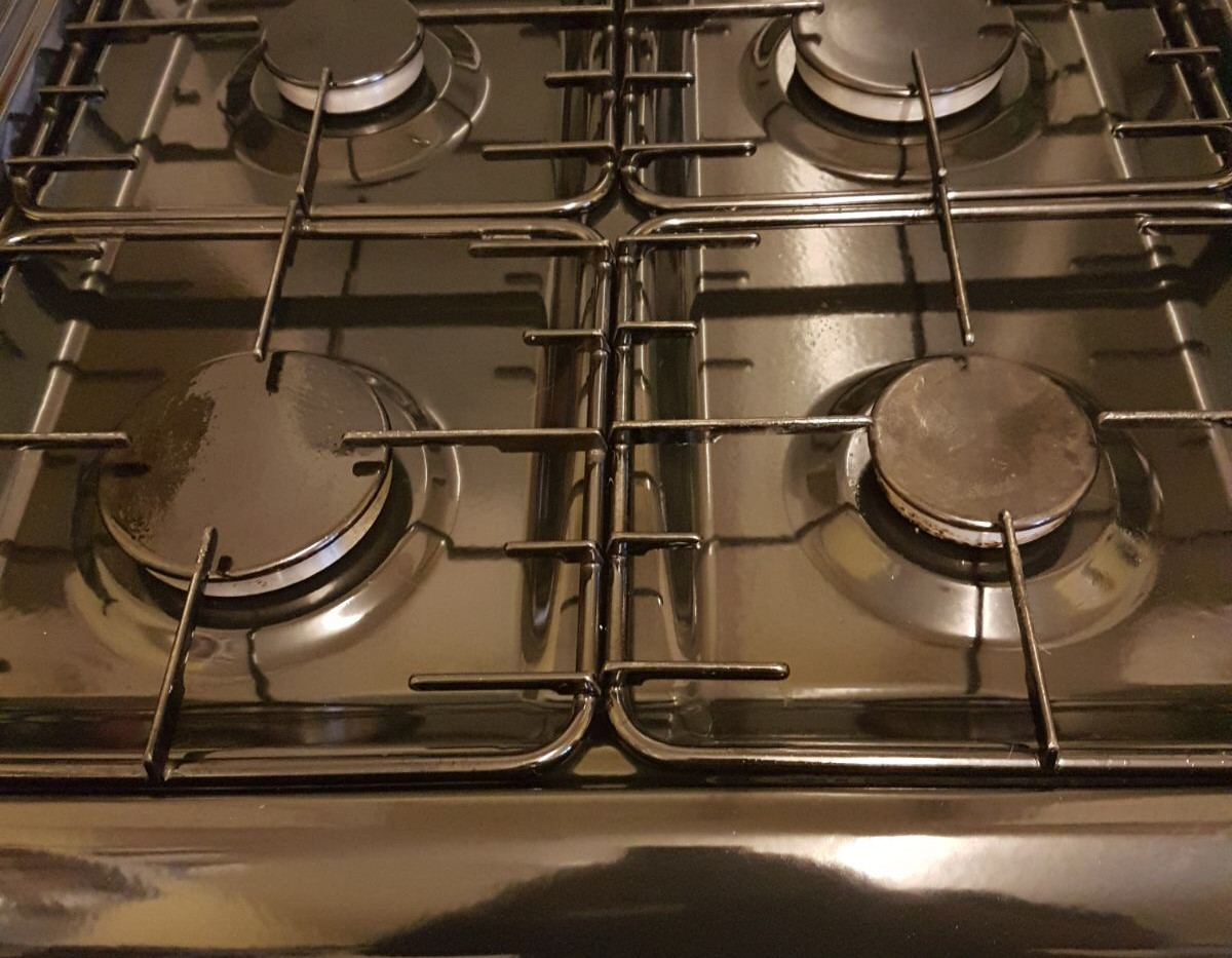 Cooker cleans West Midlands