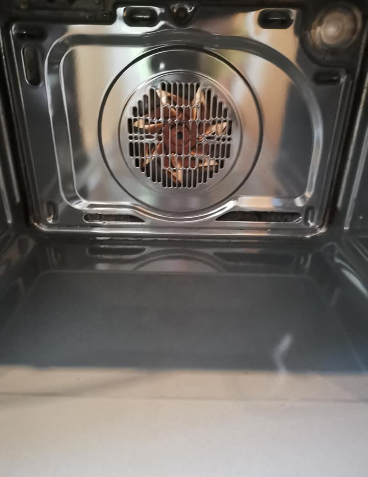 Oven cleans west midlands