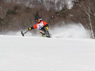 第39回長野県障がい者スキー大会が行われました