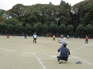 ソフトボール体験会を開催しました