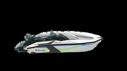 Sealver Wave Boat 444 White Sharp