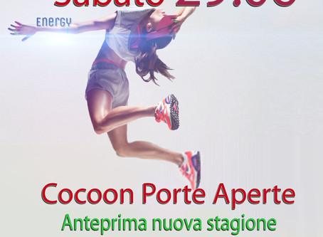Cocoon PORTE APERTE - SABATO 29.06