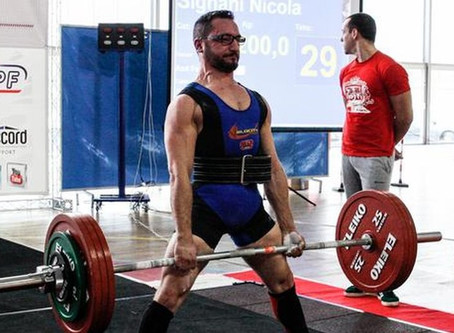 La SQUADRA di POWERLIFTING A.s.d. Powerlifting Cocoon