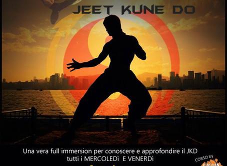 Full immertion nel JKD