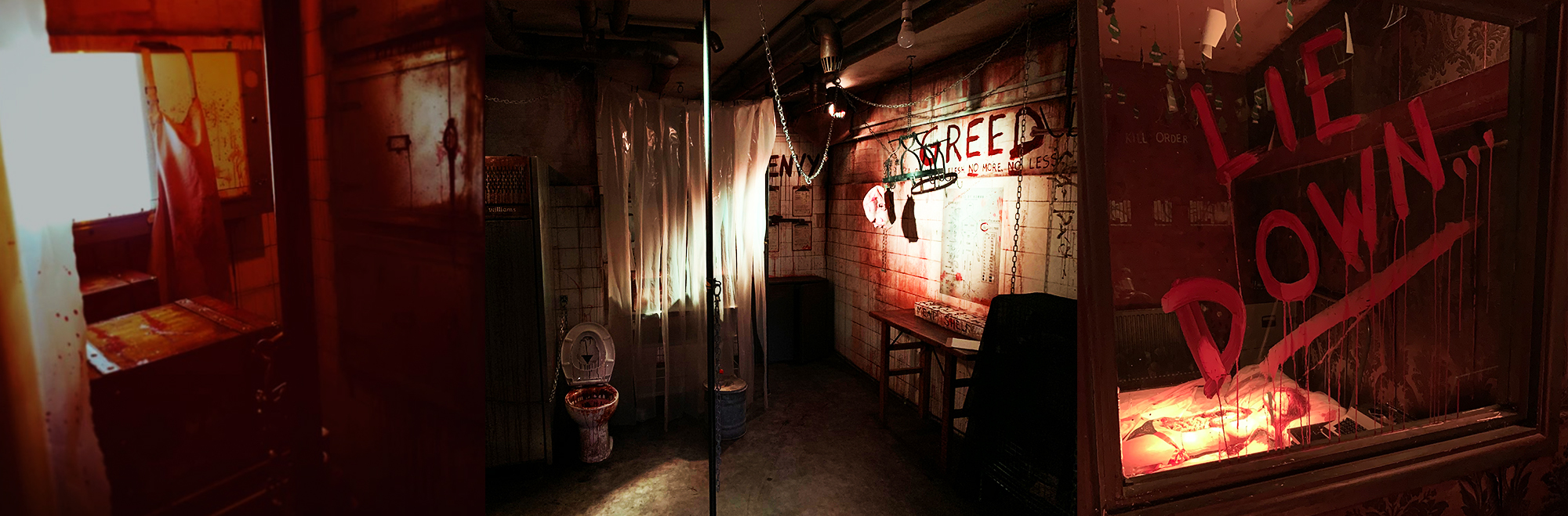 Seven Sins Escape Room
