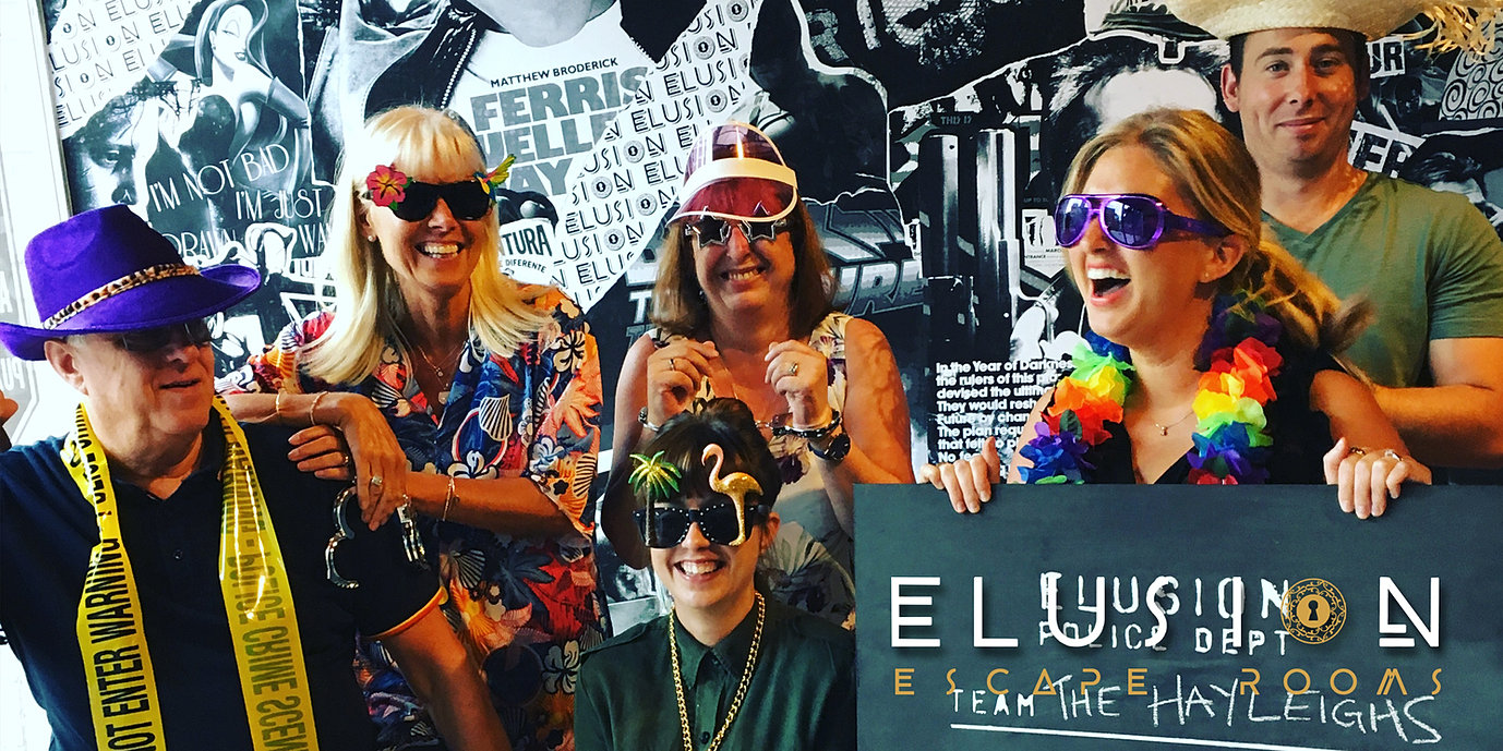 Elusion Escape Rooms