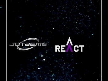 Parceria Jotaeme e React_Brasil