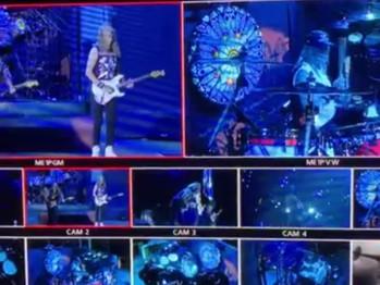 Iron Maiden em SP e POA