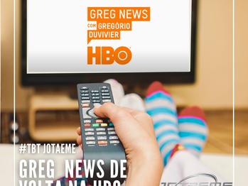 Greg News - Nova temporada no ar!