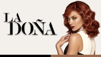Captação para a novela internacional La Doña